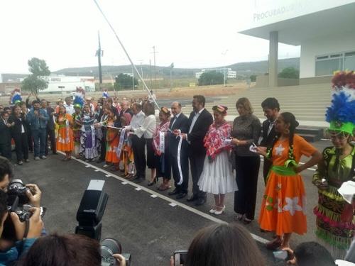 Inauguraron sede de la Procuraduría de Protección de Niñas, Niños y Adolescentes