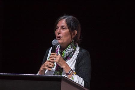 """Yo no escribo novelas policiacas, los lectores las leen de esa manera"": Claudia Piñeiro"