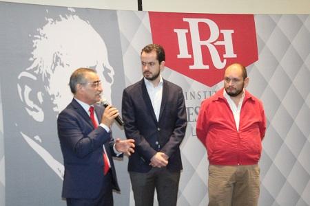 """IRH realiza seminario """"Herramientas para un Gobierno exitoso y Coordinado"""""""