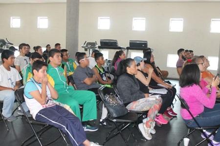 Capacitan y certifican a entrenadores deportivos en San Luis Potosí