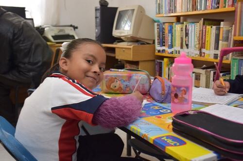Bibliotecas de Soledad, promueven la lectura entre los niños