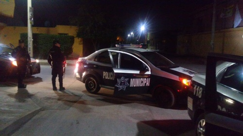Seguridad Pública de Soledad, intensificó recorridos preventivos en ese municipio