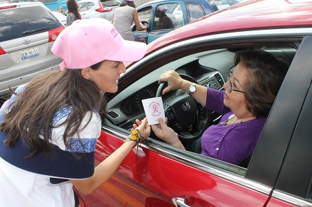 Fortalece DIF Municipal acciones de prevención de cáncer de mama