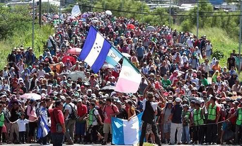Casa del Migrante apoyará a caravana de centroamericanos