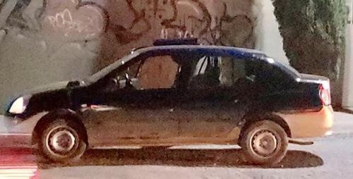 Agentes municipales de Soledad, recuperaron vehículo con reporte de robo