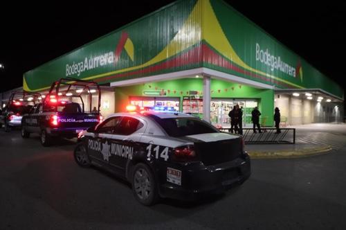 Arrancó Policía Municipal de Soledad con Operativo del Buen Fin