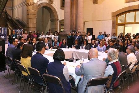 Participación ciudadana enriquece estrategias gubernamentales: XNP