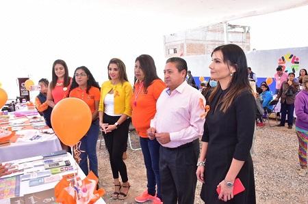La UAVI realiza Feria de las Mujeres en el marco del Día Internacional de la Eliminación de la Violencia contra la Mujer