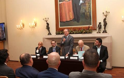 JM Carreras fortalece Consejo Consultivo del Centro Histórico