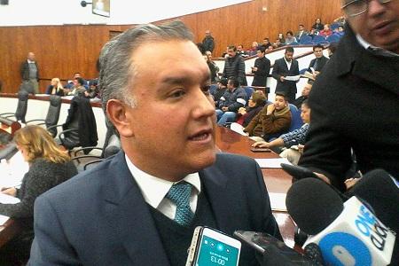 Busca diputado Mauricio Ramírez impulsar el reuso de agua en construcción de fraccionamientos