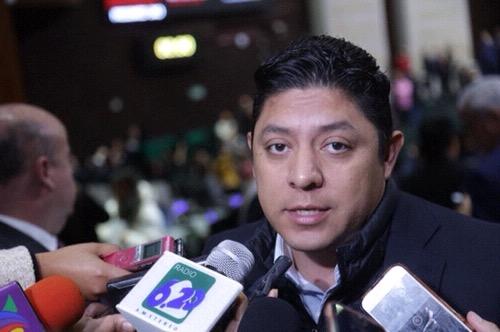 PRD da un voto de confianza a la Guardia Nacional de AMLO: Ricardo Gallardo