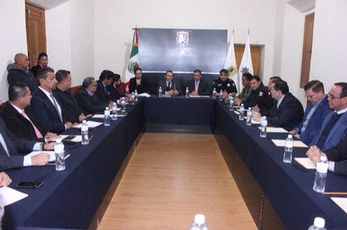 Se instaló el Consejo Municipal de Seguridad Pública