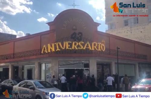 La Parroquia… 43 años siendo un icono de la gastronomía potosina [VIDEO]