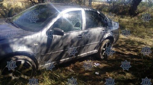 Policía de Soledad recupera vehículo robado en la Capital