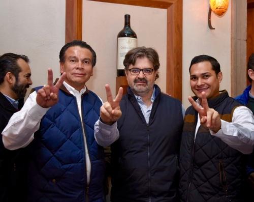 Candidatos panistas irán en candidatura de unidad, contra el candidato de la dirigencia estatal