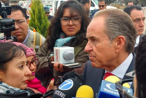 Ya se trabaja en coordinación con el Gobierno Federal: JM Carreras
