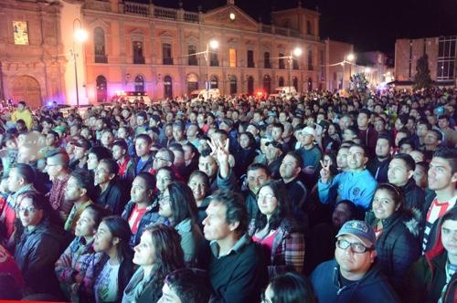 Festeja afición potosina, Campeonato del San Luis en Fundadores