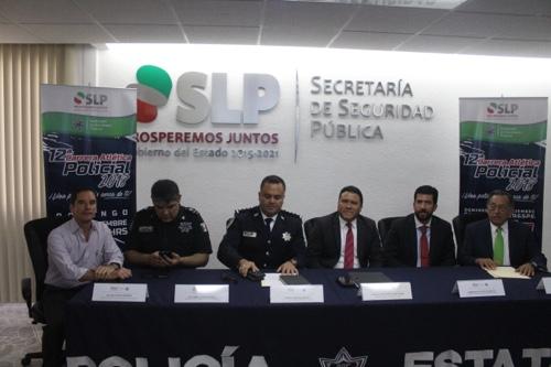 Anuncia la SSPE la XII Edición de la Carrera Policial, Edición 2018