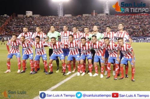 Tras obtener el campeonato, Atlético de San Luis rompe filas para tomar vacaciones