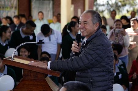 Con educación de calidad e impulso turístico, SLP avanza: JM Carreras