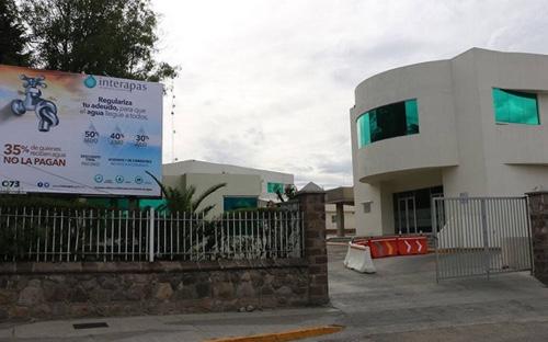 Interapas contratará despachos pararecuperar cartera vencida