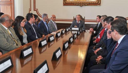 Con la construcción de diálogo y participación, sentamos las bases para la estabilidad: JM Carreras