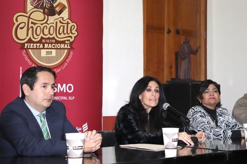 Anuncia Gobierno Municipal la edición 2019 de la Fiesta Nacional del Chocolate