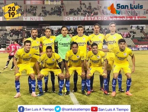 Mineros y Atleti de San Luis empataron sin goles