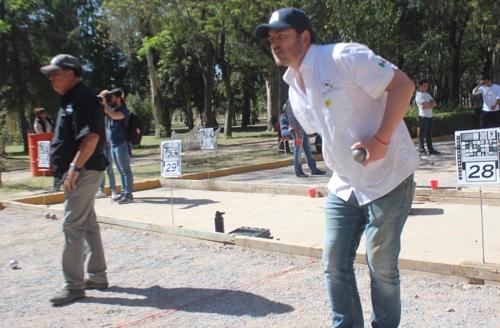 Culminó el III Torneo Mexicano de Petanca