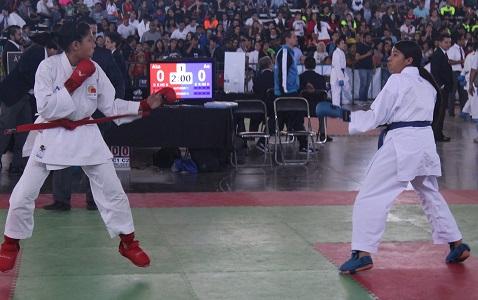 SLP será sede del Campeonato R2 de Karate Do