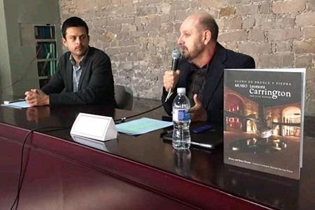 """Presentarán el libro """"Sueño en Bronce y Piedra, Museo Leonora Carrington San Luis Potosí"""""""