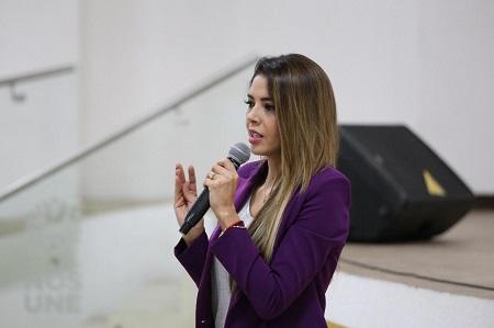 Con educación familiar y labor de instituciones se erradicará la violencia de género: Ruth González
