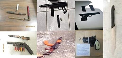 SSPE detiene a 55 personas presuntamente relacionadas con diversos delitos