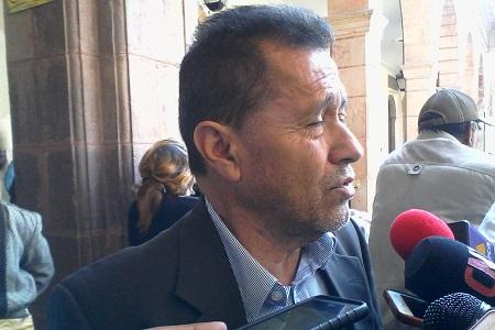Ejidatarios de Tierra Nueva exigen el pago de sus tierras a Gobierno