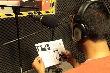Inpojuve apoya a jóvenes talentos, con su cabina de grabaciones