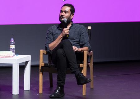 """""""Me enamoré del diseño por el dibujo"""": Andrés Magallanes en el CEART"""