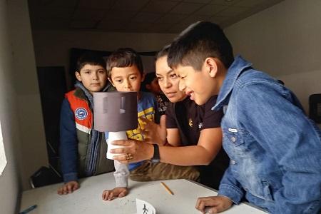 Iniciará Taller de Cine para niñas y niños en San Luis Potosí