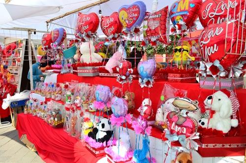 Solo se otorgaron 74 permisos a comerciantes ambulantes, para ventas del 14 de febrero: Comercio Municipal