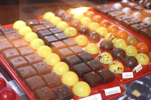 Fiesta Nacional del Chocolate, registra gran afluencia