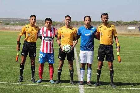 Atlético de San Luis de 3ª División consigue nueva victoria