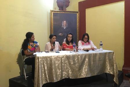 """Se llevó a caboel Primer """"Conversatorio entre Mujeres"""" en el Museo del Virreinato"""