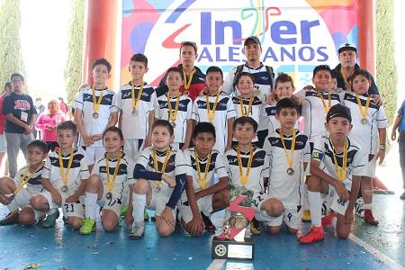 Un éxito, los Juegos Intersalesianos en San Luis Potosí