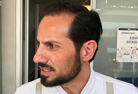 """Critica Leonel Serrato actuación y desempeño de diputados de """"Juntos Haremos Historia"""""""