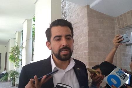 Juicio Político contra titular de la SSPE se analizará en reunión de comisiones