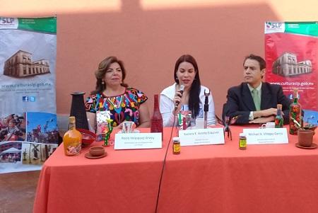 """Invitan a disfrutar de """"Vive Oaxaca en San Luis Potosí"""""""