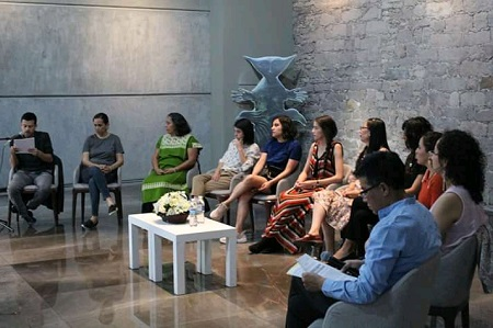 Con un conversatorio sobre género y cultura, el Museo Leonora Carrington celebró el Día de la Mujer