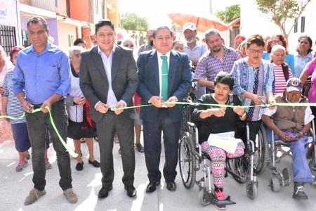 Más proyectos de infraestructura social para Soledad