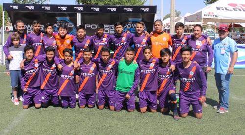 Destacan equipos del interior del Estado en la Copa Gobernador Infantil