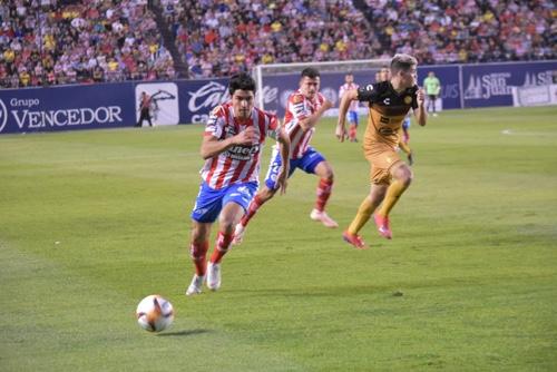 Atlético de San Luis cerró temporada, empatando a dos goles ante Dorados de Sinaloa