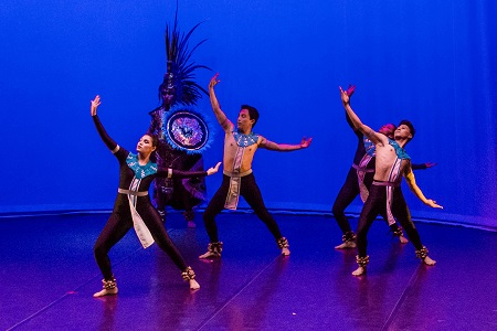 Continúan las funciones de Danza de Semana Santa en el IPBA